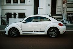 Beetle (andy73au) Tags: beetle car vehile transport nikon d800 fx white vw volkswagon road