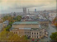 Frankfurt am Main - Blick aus dem Opernturm