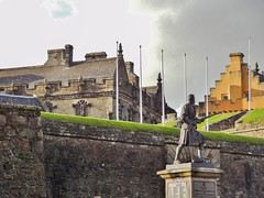 Photo of Argyll and Sutherland Highlander Statue at Stirling Castle (1)