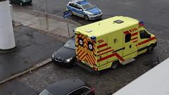 Unfall-00352 (pischty.hufnagel) Tags: dresden johannstadt unfall fahrrad krankenwagen polizei bmw