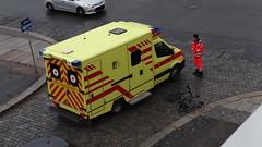 Unfall-00346 (pischty.hufnagel) Tags: dresden johannstadt unfall fahrrad krankenwagen polizei bmw