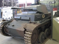 "Pz.Kpfw.II Ausf F 00001 • <a style=""font-size:0.8em;"" href=""http://www.flickr.com/photos/81723459@N04/48880831262/"" target=""_blank"">View on Flickr</a>"