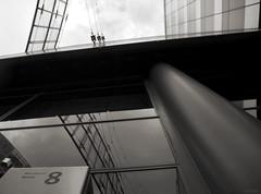 Postsdamer Strasse (Atreides59) Tags: sky urban bw white black berlin architecture clouds germany ciel nuages allemagne urbain blackandwhite k 30 noir noiretblanc pentax nb blanc atreides k30 pentaxart atreides59 cedriclafrance