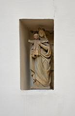 Praha, Kostel Panny Marie pod řetězem-DSC_1079p (Milan Tvrdý) Tags: prague churchofourladyunderthechain praha kostelpannymariepodřetězem czechia czechrepublic