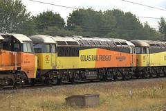 56049-DT-10092019-1 (RailwayScene) Tags: class56 colas 56049 robinoftemplecombe 6s31 darlington