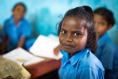 (Karunyaraj) Tags: school schooluniform potrait smile blue nikond610 d610 nikon24120 cwc cwc742