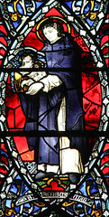 Blessed James of Ulm (Lawrence OP) Tags: stdominics priory church rosaryshrine blessed jamesofulm dominican friar stainedglass