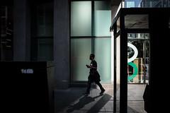 (Keith Vaughton) Tags: streetphotography x100t manchester photography streetphoto shadows light urban minimal fujifilm