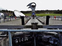 Photo of Falkirk Wheel on the Forth & Clyde Ship Canal (4)