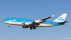 KLM B747 (Ramon Kok) Tags: 744 747 747400 747400m 74m ams avgeek avporn aircraft airline airlines airplane airport airways amsterdam amsterdamairportschiphol aviation blue boeing boeing747 boeing747400 boeing747400m eham holland kl klm koninklijkeluchtvaartmaatschappij phbfh royaldutchairlines schiphol schipholairport thenetherlands lijnden noordholland nederland