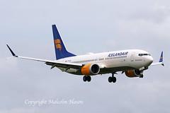B737 MAX8 TF-ICO ICELANDAIR (shanairpic) Tags: jetairliner passengerjet b737 boeing737 max8 shannon icelandair tfico