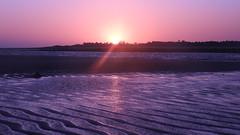 Barra Grande Beach - Sunrise (sileneandrade10) Tags: sileneandrade amanhecer bgk barragrande sunrise rosa sol céu mar praia água reflexo desfoque nikon nikoncoolpixp1000 nikoncorporationcoolpixp1000 viagem turismo paisagem landscape piauí brasil