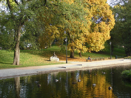 Oslo Palace Park
