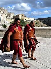 Matera, Basilicata, Italy: Film production location (Diego Sideburns) Tags: matera basilicata italy pontiuspilate barabas