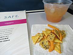 HA11 SFO-HNL 13OCT18 (kenjet) Tags: ha hawaiian hawaiianairlines inflight onboard n385ha 332 a330200 a330243 manalakalani maitai snack snacks salty meal food delicious yummy drink