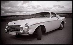 Volvo P1800 dedicated to Toby Hume ... (iEagle2) Tags: volvo volvop1800 p1800 sweden