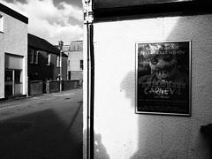 Carnevil (Feldore) Tags: outer hebrides stornoway carnevil carnival poster sinister fliers flyer street feldore mchugh em1 olympus 1240mm mono halloween