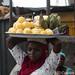 Ilorin street vendor portrait