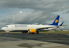 TF-ICN B737 MAX 8 Icelandair. (corrydave) Tags: 44356 b737 b737max8 max b737800 icelandair shannon tficn