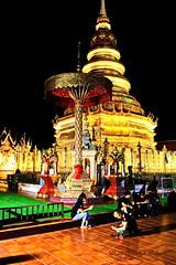 Wat Phra That Hariphunchai (ol'pete) Tags: watphrathat hariphunchai วัดพระธาตุหริภุญชัย temple วัด wat ประเทศไทย thailand เมืองไทย makemerit ทำบุญ tambun ลำพูน lamphun chiangmai พุทธกาลนิชน buddhist