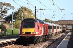 WALLYFORD 43295 (johnwebb292) Tags: wallyford diesel hst class 43 lner 43295