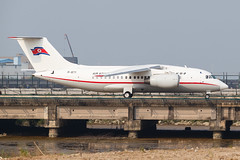 Air Koryo An-148-100B P-671 00-1 (A.S. Kevin N.V.M.M. Chung) Tags: aviation aircraft aeroplane airport airlines an148 antonov mfm macauinternationalairport plane spotting taxiway taxiing