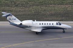 Smartline Luftfahrt GmbH Cessna Citationjet 2 OE-FAF (c/n 525A0195) (Manfred Saitz) Tags: vienna airport schwechat vie loww flughafen wien smartline luftfahrt cessna citation citationjet c25a oefaf oereg