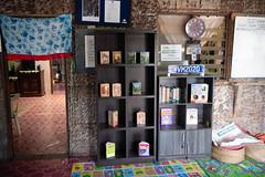 Reading scheme in Iban longhouse (Jim Nicholson) Tags: borneo malaysia my sarawak nikon d850 nikond850 nikkor2470mmf28