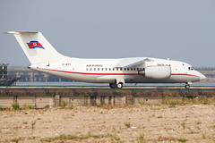Air Koryo An-148-100B P-671 00-4 (A.S. Kevin N.V.M.M. Chung) Tags: aviation aircraft aeroplane airport airlines an148 antonov mfm macauinternationalairport plane spotting taxiway taxiing