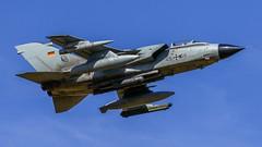 GAF Tornado IDS 45+66 (Steve Schilling) Tags: taktlwg33 gaf luftwaffe tornadoids 4466