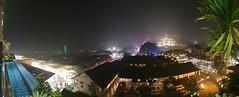 Kuching Waterfront Panorama (Jim Nicholson) Tags: panorama kuching malaysia my borneo sarawak galaxys9 samsunggalaxys9