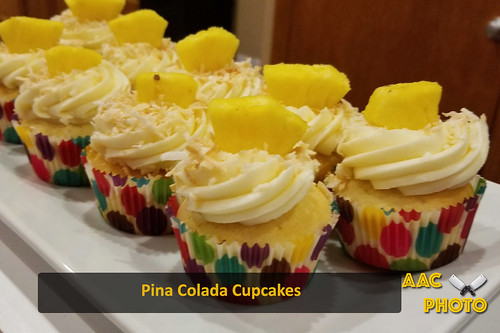 "Pina Colada Cupcakes • <a style=""font-size:0.8em;"" href=""http://www.flickr.com/photos/159796538@N03/48882017673/"" target=""_blank"">View on Flickr</a>"