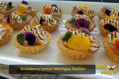 "Strawberry lemon meringue tartlets • <a style=""font-size:0.8em;"" href=""http://www.flickr.com/photos/159796538@N03/48882017728/"" target=""_blank"">View on Flickr</a>"