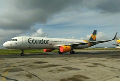D-ATCE A321 Condor (corrydave) Tags: 6979 a321 condor thomascook shannon datce