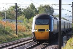 WALLYFORD 43378 (johnwebb292) Tags: wallyford diesel hst class 43 xc 43378