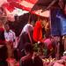 Zanzibar market scene