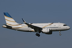 9H-AVK ZRH 03.09.2019 (Benjamin Schudel) Tags: comlux malta 9havk airbus a319 cj zrh lszh zurich international airport avgeek spotting