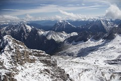 Wetterstein mountains (Tom Doel) Tags: wetterstein mountains zugspitze wettersteingebirge germany austria
