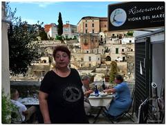 Foto ricordo (Daniela Brocca) Tags: matera basilicata sassi unesco italia italy me