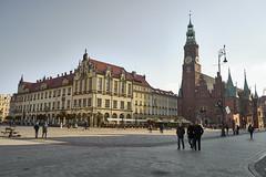 old market in wroclaw (van1o) Tags: wroclaw rynek silesia townhall autumn citysca poland sony sonya7 sonay7