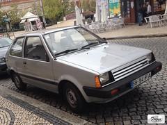CDN-Spec Nissan Micra - Portugal (Freggs) Tags: k10 mk1 nissan micra portugal first generation plaza cdnspec 1984