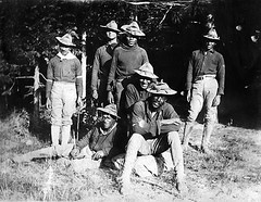 Buffalo Soldiers at Yosemite in 1904 (medievalmatter) Tags: buffalosoldiers busoinnationalparks yosemite nationalparks firstrangers