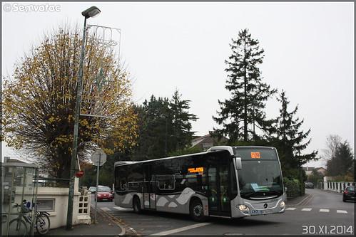 Mercedes-Benz Citaro C2 – Cars Lacroix / STIF (Syndicat des Transports d'Île-de-France) n°965