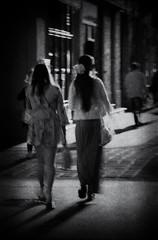 Night Out (Tomasz Waraksa) Tags: iso200 50mm yashicaml kodakcolor200 contax139quartz