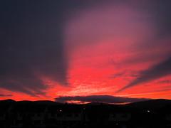 (turgidson) Tags: p1033762 leica studio four lumix raw zoom g 9 panasonic developer micro pro asph dmc dg thirds m43 silkypix g9 varioelmarit f284 mirrorless lumixg 1260mm microfourthirds panasonicg9 panasoniclumixdmcg9 hes12060 silkypixdeveloperstudiopro9 panasonicleicadgvarioelmarit1260mmf284asph pink ireland sunset sky clouds october wicklow bray cloud blue