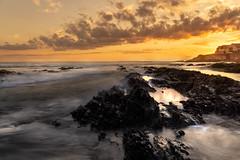 Another Croyde sunset (leistus) Tags: croydebay sunset sonya6000 sigma19f28