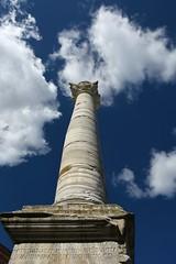 """Brindisi, Colonne romane """"terminali della via Appia"""""""