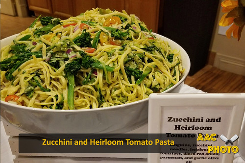 "Zucchini Heirloom Pasta • <a style=""font-size:0.8em;"" href=""http://www.flickr.com/photos/159796538@N03/48882545726/"" target=""_blank"">View on Flickr</a>"