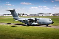 F-RBAN - French Air Force A400M | LBG (Karl-Eric Lenne) Tags: frban a400m armée de lair french air force touraine airbus le bourget salon du paris show 2019 tp400 military lbg lfpb