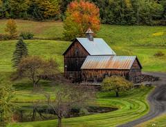 Tranquility 2 (James Korringa) Tags: vermont countryside scenic barn farm explore